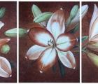 1_Lilien-Triptychon