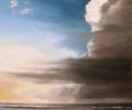Himmel über Mosambik