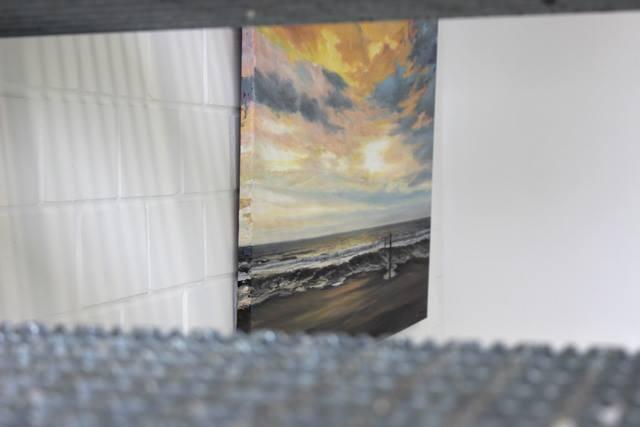 "Ausstellung \""Echt\"" Galerie Catharina Siemer"