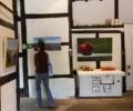 Ölbilder im Ackerbürgerhaus