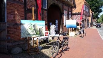 Ausstellung in Bleckede