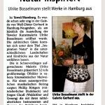 Ausstellung Galerie Gerhard Hamburg 2010