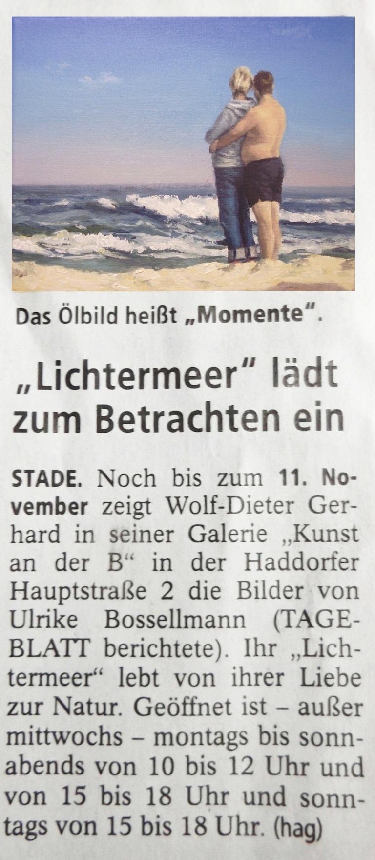 Stader Tageblatt 25.10.2012