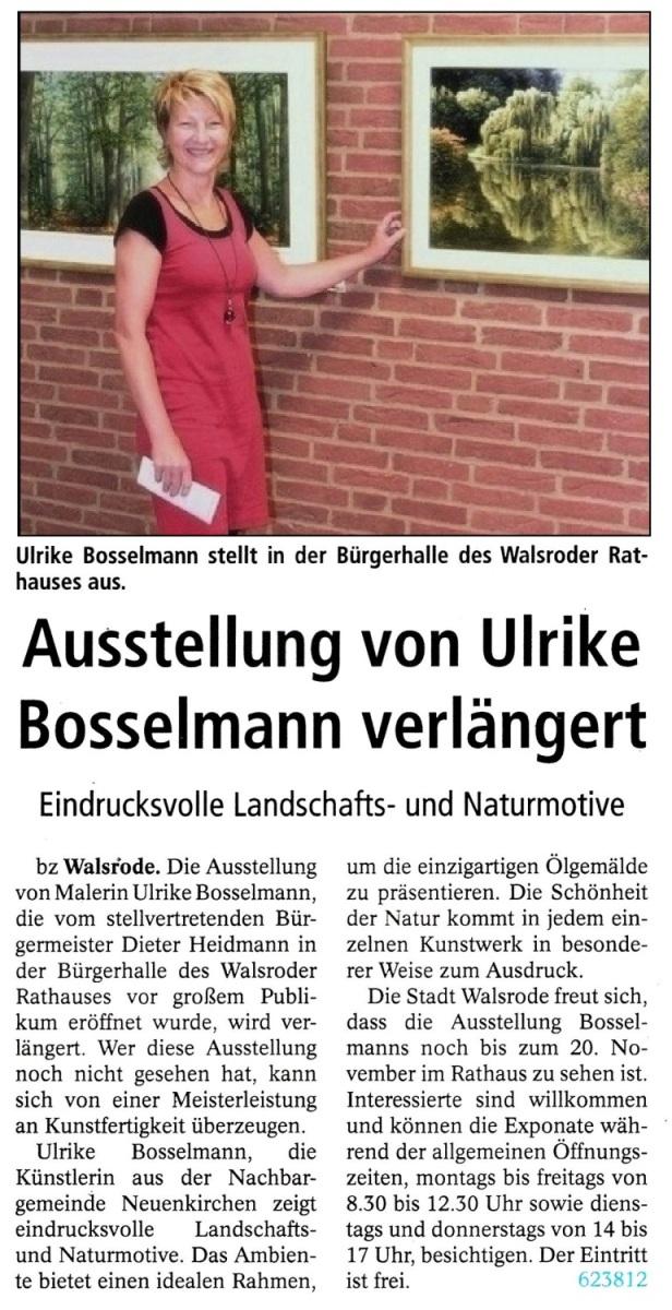 Bericht BZ 02.11.2013