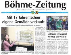 BZ 2016-02-06 Leyla Jalili Titelblatt