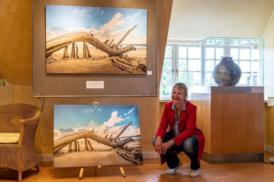 Ausstellung in der Galerie im Kaamp-Hüs 2020