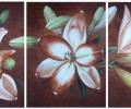 Lilien Triptychon