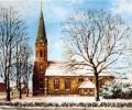 """Kirche im Winter"""
